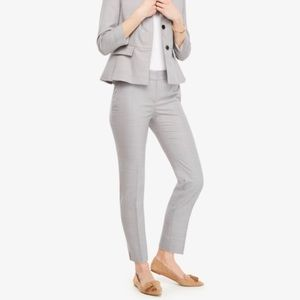 Ann Taylor Devin Tailored Ankle Pants NWT